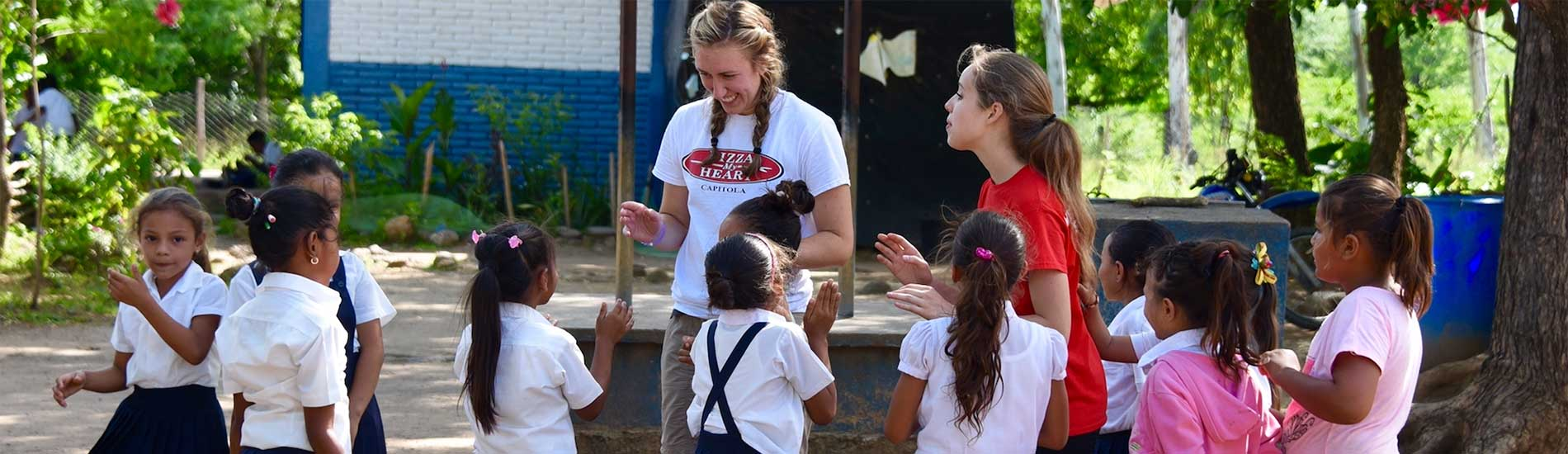 Nicaragua Girls